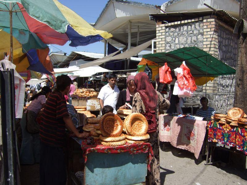 Markt in Osch