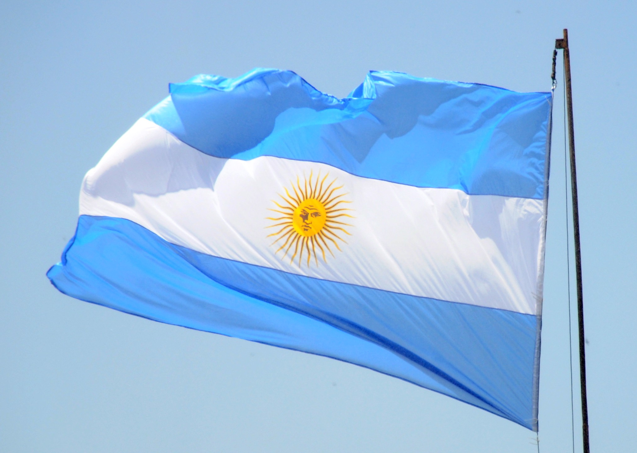 argentinien-flagge
