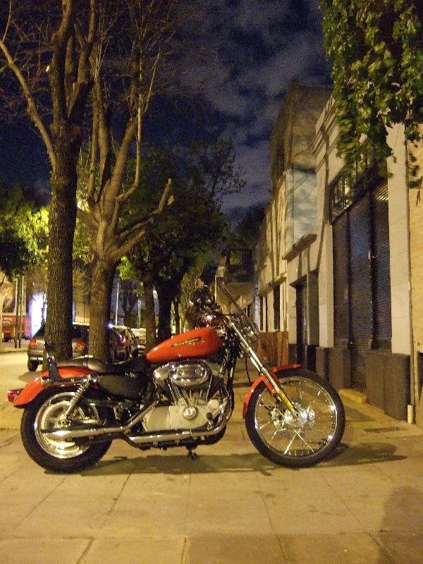 Leih Harley