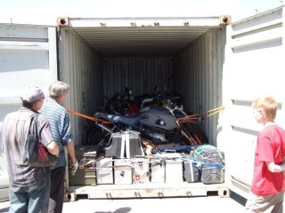 Containerverladung