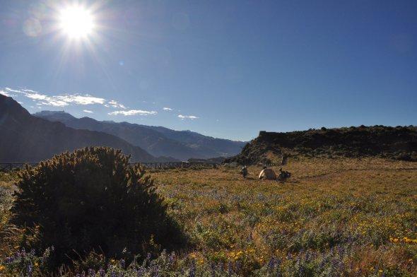 Mirador Colca Canyon