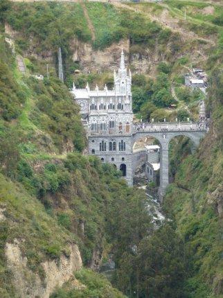 Basilica Las Lajas