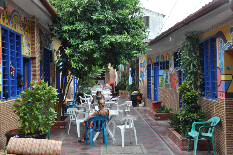 Hostal in Cartagena