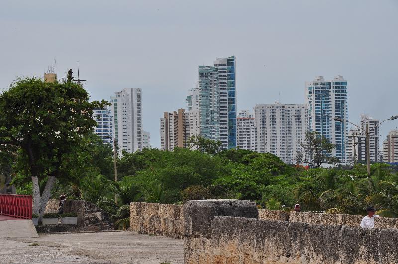 Cartagena, alt und neu