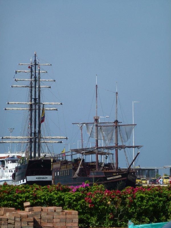 Hafen Cartagena