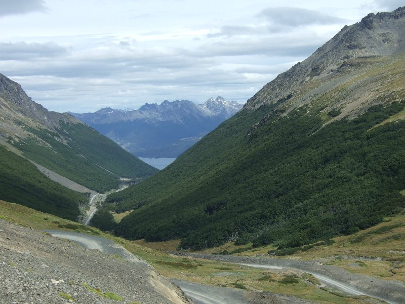 auf dem Weg zum Lago Fagnano