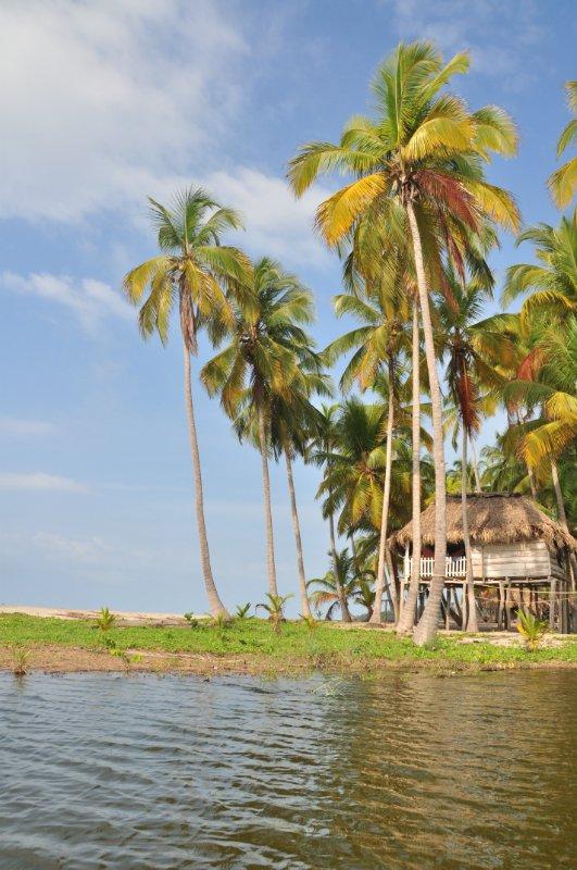 Karibische Strandidylle