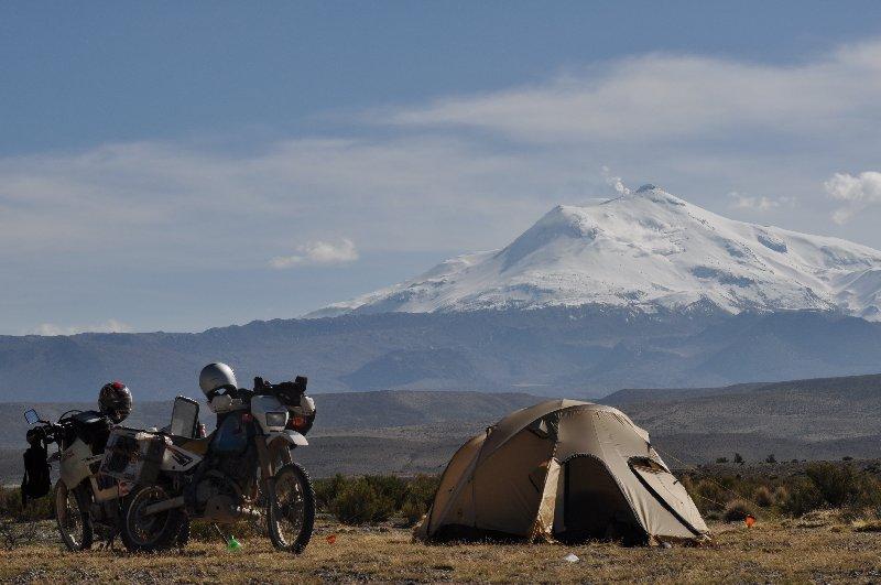 Wechsel Summit vor Vulkan
