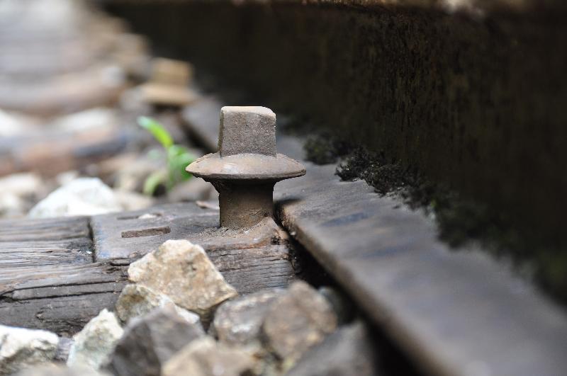 Bahnschwelle