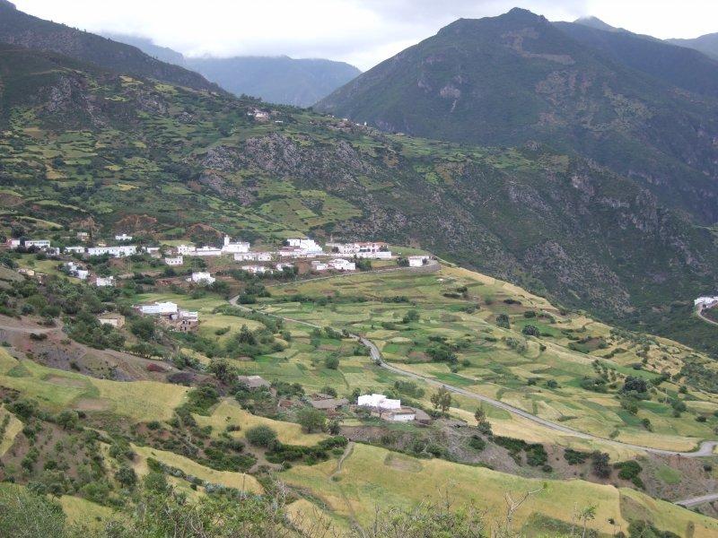 Rif Gebirge