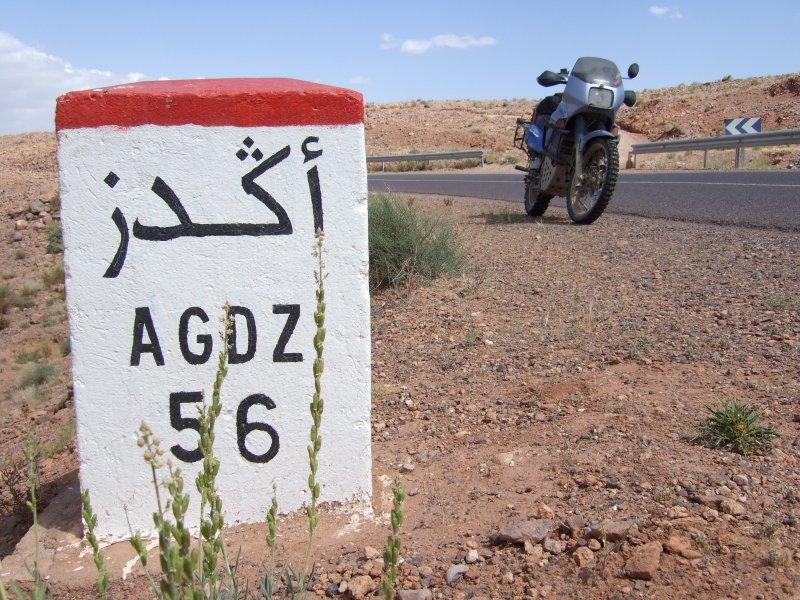 Wegstein nach Agadez