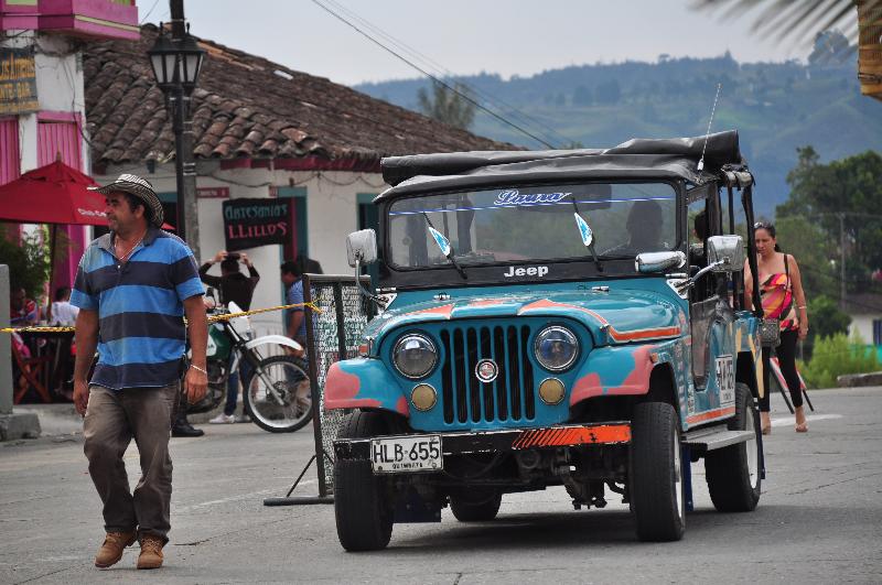 Willis Jeep