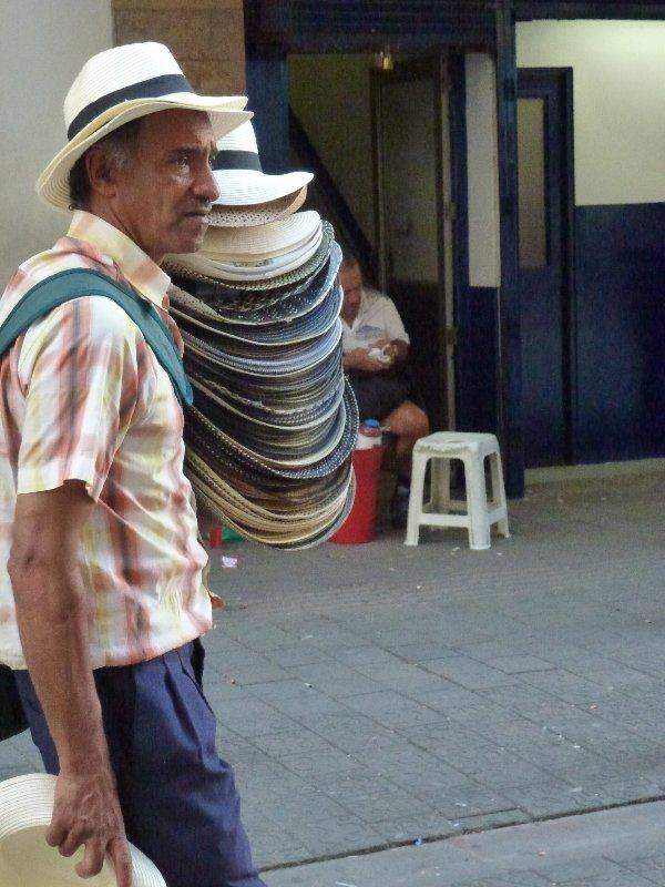 Hutverkäufer