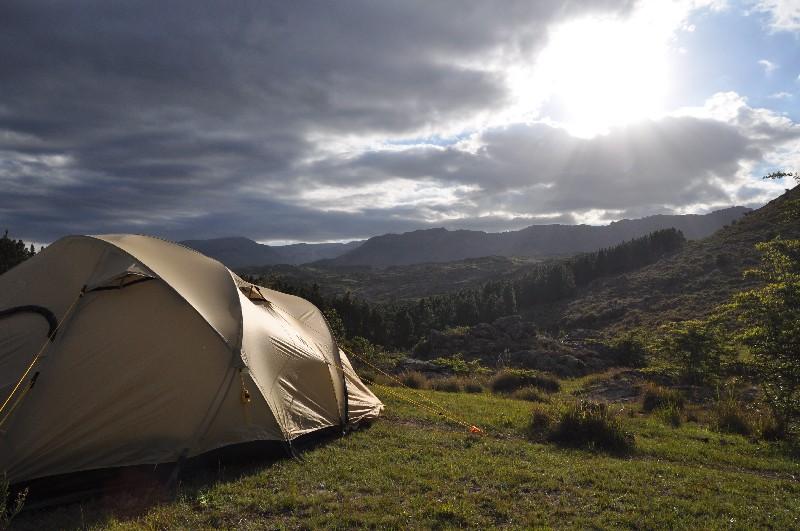 Bei La Cumbrecita