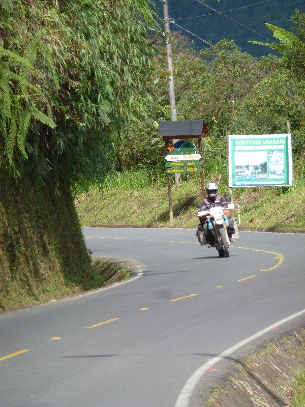 Motorrad Ecuador