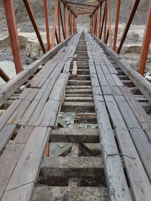 mal ne gute Brücke
