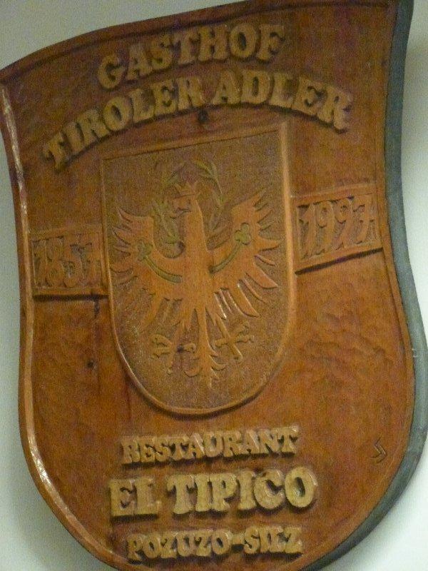 pozuzo-Tiroler Adler