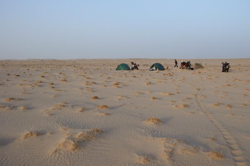 Neujahr in Mauretanien