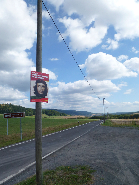 Ruta del Che im Thüringer Wald