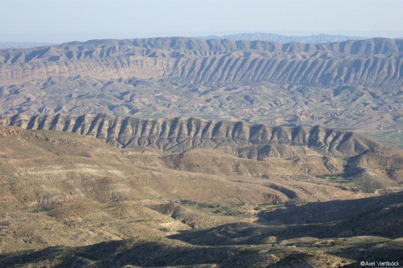 Tunesisches Mittelgebirge
