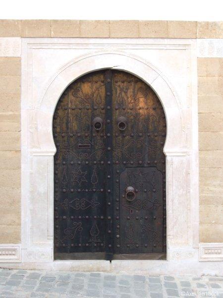 Tunesische Türen