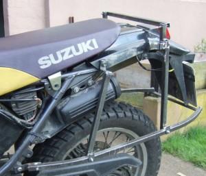 motorrad koffertr ger f r die dr 650 mit dem motorrad durch s damerika asien. Black Bedroom Furniture Sets. Home Design Ideas