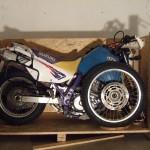 Motorradtransportkisten selbst gebaut