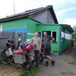 Sibirien und Bike Post