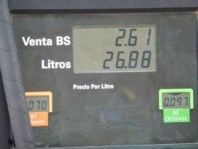 Benzinpreis Venezuela