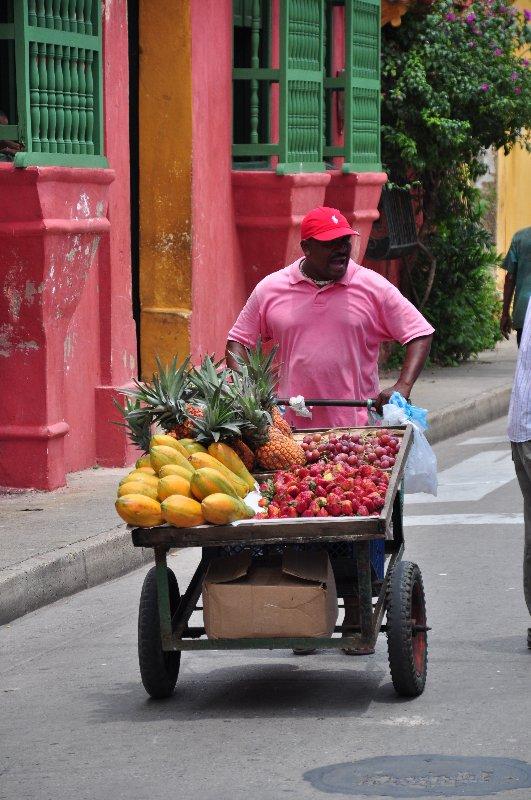 Obstwagen Cartagena