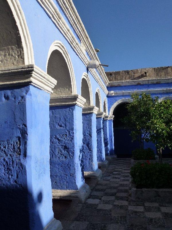 Catalina Konvent Arequipa