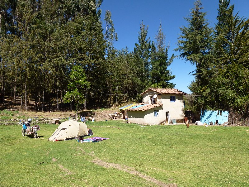 Campin Quinta Lala in Cusco
