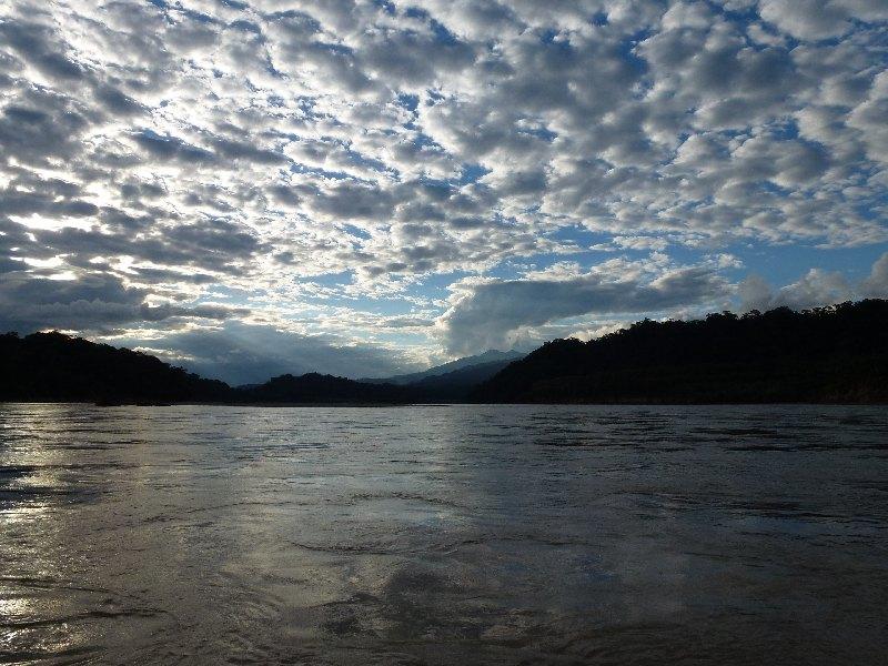 Wolken überm Beni