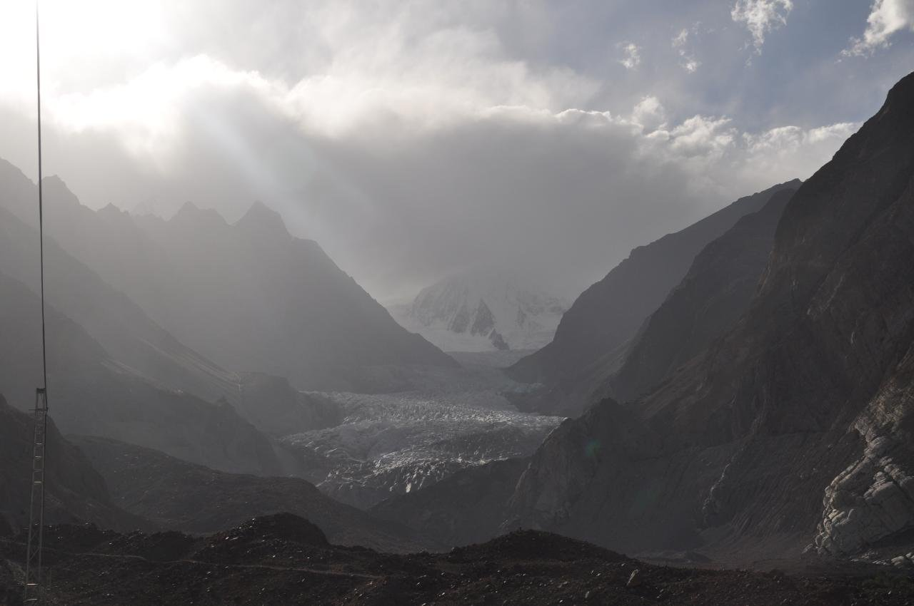 Pasu Glacier
