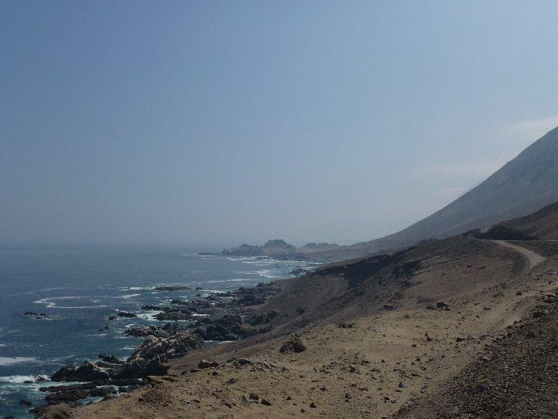 Pazifikküste in Nordchile