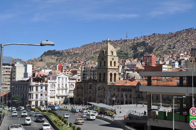 San Francesco in La Paz