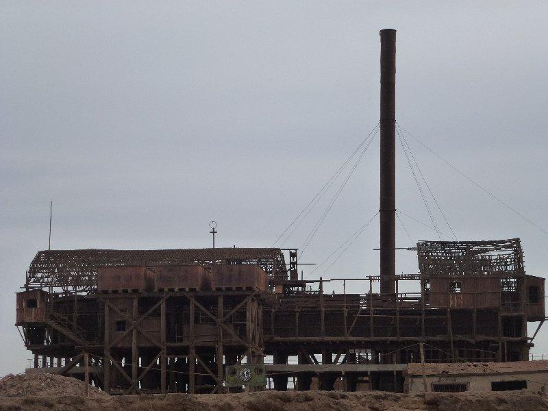 Salpeter Fabrik