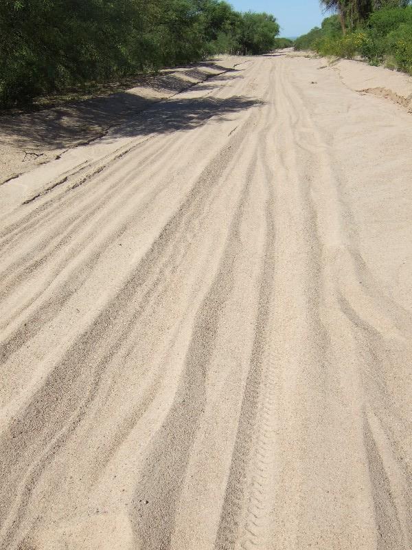 Sandpiste