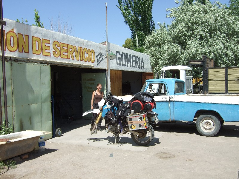 Gomeria in Nihuel
