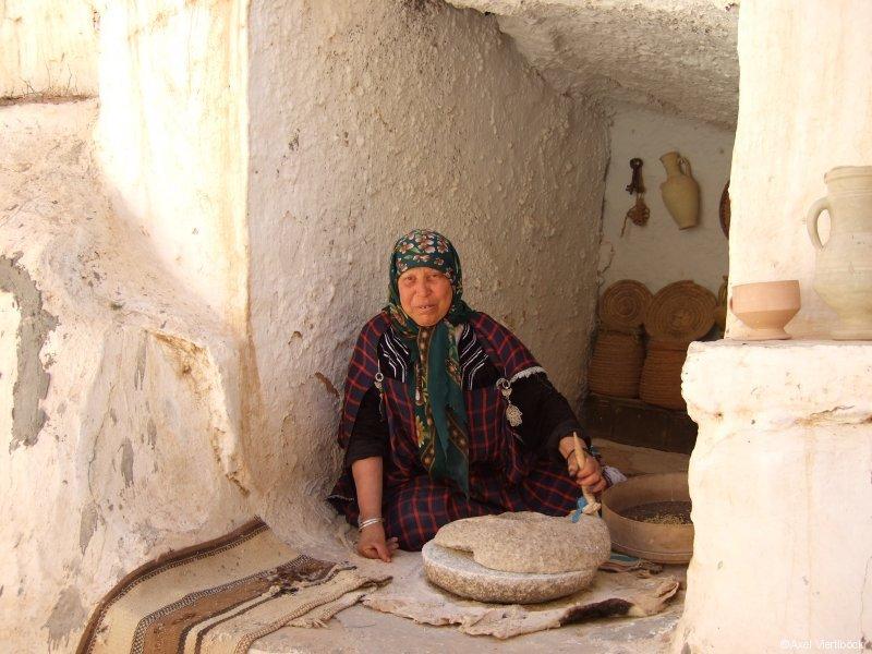 Berberin an Getreidemühle