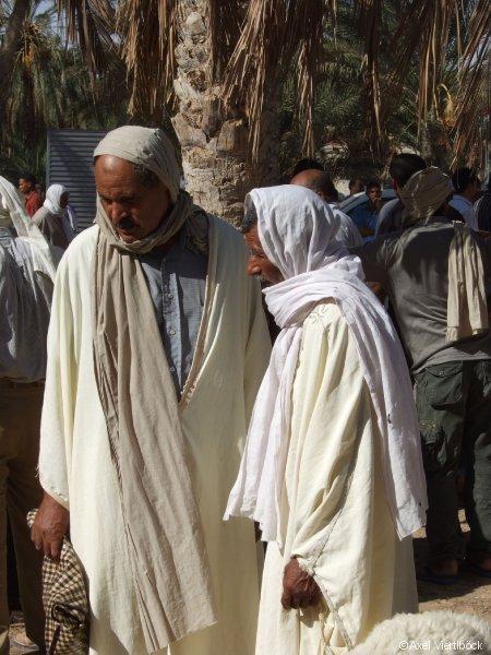 Markthändler in Douz