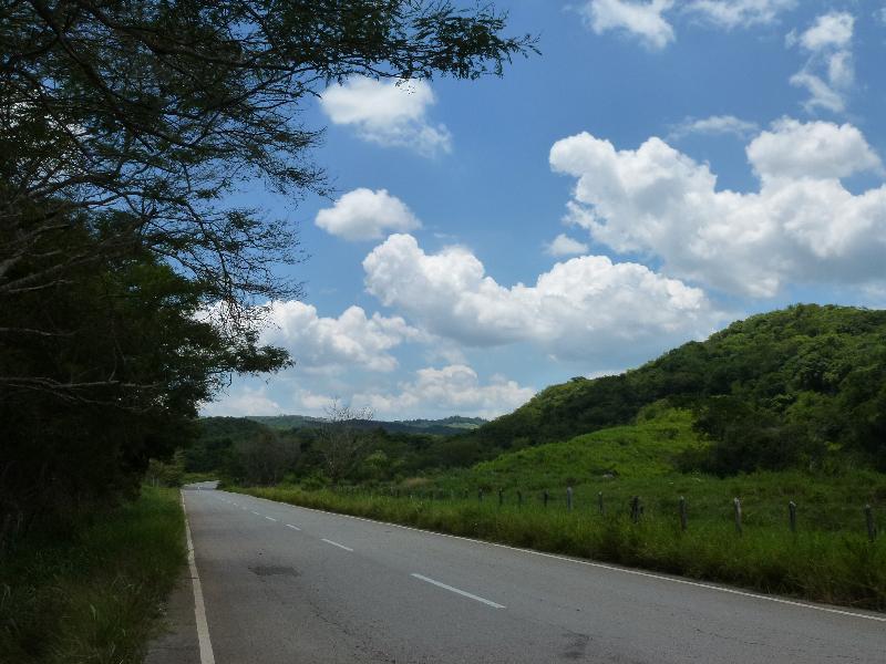 Straße Venezuela