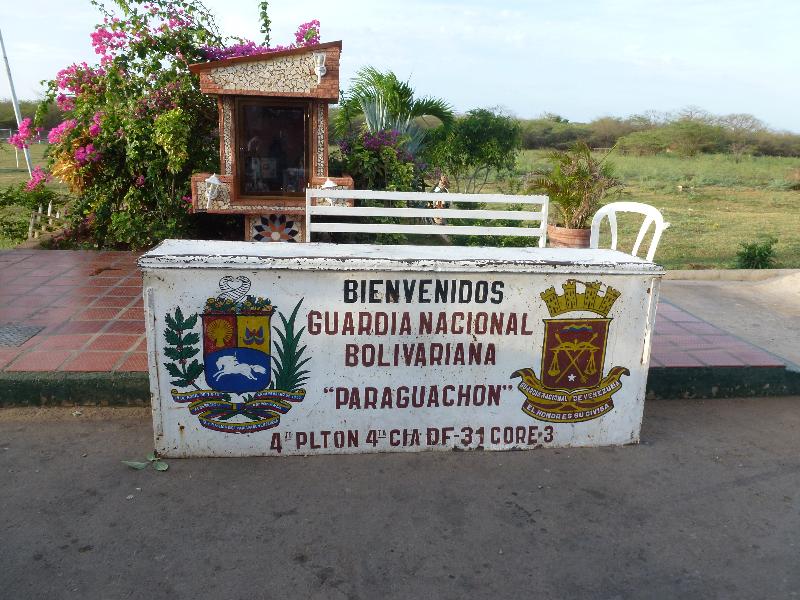 Grenze Venezuela