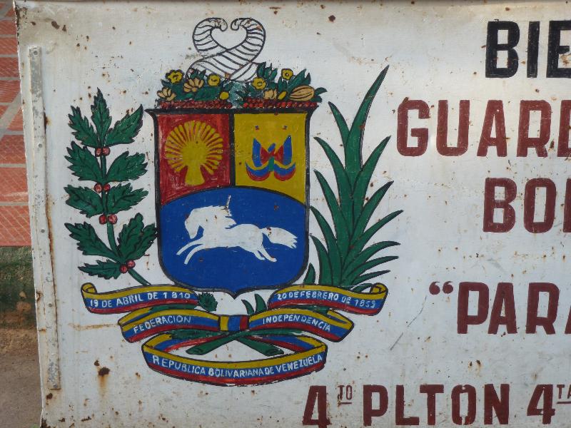 Wappen Venezuela