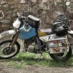 Motorradverkauf in Kolumbien