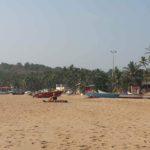 Strandhopping in Goa